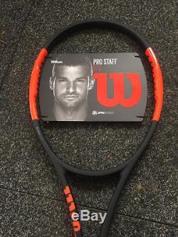 Wilson Pro Staff 97S Tennis Racket 2017 Grip Size UK 4 BRAND NEW UNSTRUNG