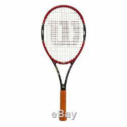 Wilson Pro Staff 97S Tennis Racquet racket, STRUNG, GRIP 4 1/2, NEW