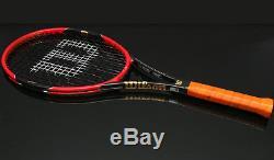 Wilson Pro Staff 97s Tennis Racket Grip 4 Free Tracked Uk Postage