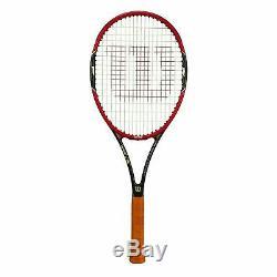 Wilson Pro Staff 97s Tennis Racquet Racket, Strung