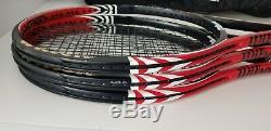 Wilson Pro Staff BLX Six One Tour 90 Tennisschläger Roger Federer L3 mit Tasche