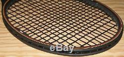 Wilson Pro Staff Midsize 4 1/2 Bumperless Original Mid 6.0 85 Tennis Racket