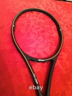 Wilson Pro Staff Midsize 85 Chicago Sampras 4 1/2 grip Tennis Racquet
