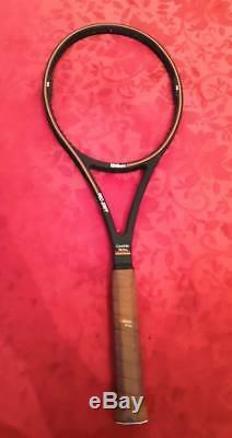 Wilson Pro Staff Midsize 85 Chicago Sampras 4 3/8 8.5/10 GXI Tennis Racquet