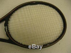 Wilson Pro Staff Midsize 85 St. Vincent 4 1/2 4.5 grip KWQ Tennis Racquet