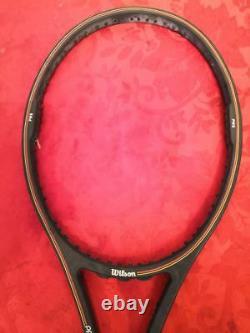 Wilson Pro Staff Midsize 85 St. Vincent Sampras 4 1/2 grip HWQ Tennis Racquet