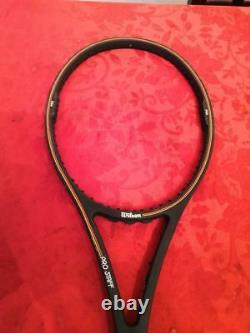Wilson Pro Staff Midsize 85 St. Vincent Sampras 4 1/2 grip Tennis Racquet