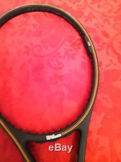 Wilson Pro Staff Midsize 85 St. Vincent Sampras 4 3/8 8.5/10 BSQ Tennis Racquet