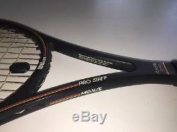 Wilson Pro Staff Midsize 85 Tennis Racquet (St Vincent, Sampras, KNQ, 4 3/8)