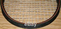 Wilson Pro Staff Midsize St. Vincent 4 1/2 Original Mid 6.0 85 BXQ Tennis Racket