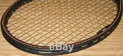 Wilson Pro Staff Midsize St. Vincent 4 1/2 Original Mid 6.0 85 Tennis Racket