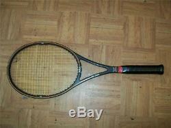 Wilson Pro Staff Midsize Taiwan 85 head Sampras 4 5/8 grip Tennis Racquet