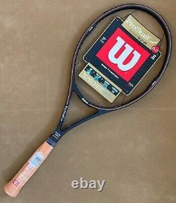Wilson Pro Staff Original 6.0 MidPlus 95 Federer Sampras Tennis Racquet L5 NEW
