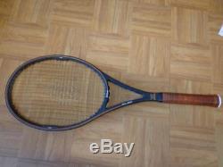 Wilson Pro Staff Original 85 St. Vincent HVQ Midsize 4 1/2 grip Tennis Racquet