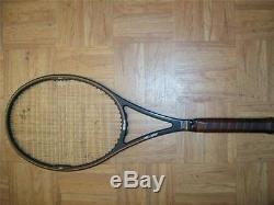 Wilson Pro Staff Original Midsize Chicago GMI 85 head 4 1/2 grip Tennis Racquet