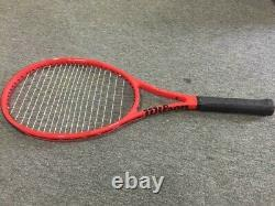 Wilson Pro Staff RF 97 Autograph 2018 Red Laver Cup Grip 3 or 4 3/8