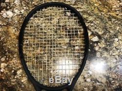 Wilson Pro Staff RF 97 Roger Federer Autograph tennis racquet 4 3/8 L3
