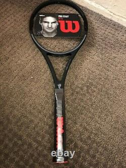Wilson Pro Staff RF85 New Roger Federer Signature-Grip2 or 4 1/4