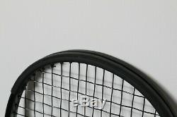 Wilson Pro Staff RF97 Autograph Black Edition Tennis Racket, grip size 2