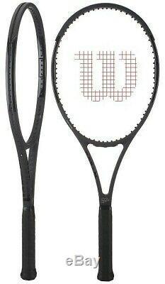 Wilson Pro Staff RF97 Autograph Black Tennis Racquet