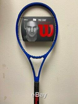 Wilson Pro Staff RF97 Autograph Laver Cup Tennis Racquet Grip Size 4 1/4