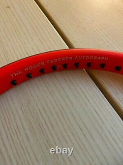 Wilson Pro Staff RF97 Autograph Red 4 1/4 Custom