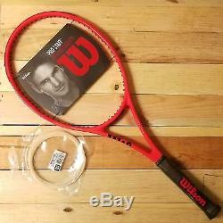 Wilson Pro Staff RF97 Autograph Roger Federer Laver Cup Tennis Racket 4 3/8 NEW