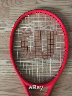 Wilson Pro Staff RF97 Autograph Tennis Racket 4 1/4 Laver Cup Edition