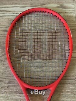 Wilson Pro Staff RF97 Autograph Tennis Racket 4 3/8 Laver Cup Edition