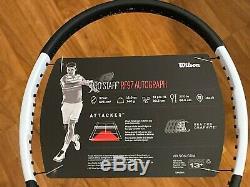 Wilson Pro Staff RF97 Autograph Tennis Racquet, Grip 4 1/4, BRAND NEW