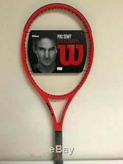 Wilson Pro Staff RF97 Autograph Tennis Racquet Grip Size 4 1/4