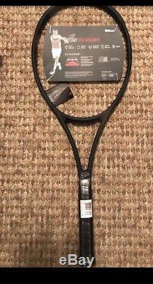 Wilson Pro Staff RF97 Autograph Tennis Racquet Unstrung 4 3/8 Federer NEW