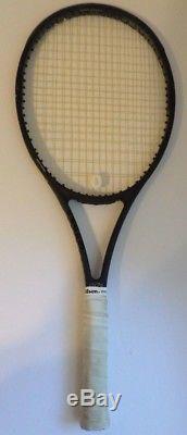 Wilson Pro Staff RF97 RF 97 Tennis Racket Racquet 4 1/4 16x19 Roger Federer Used