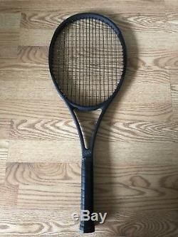 Wilson Pro Staff RF97 Roger Federer Autograph Tennis Racket 4 1/4