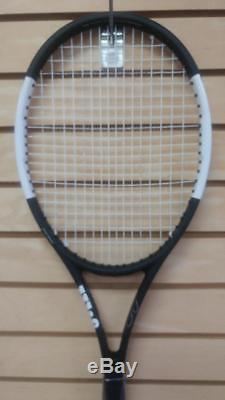 Wilson Pro Staff RF97 Tuxedo Used Tennis Racquet Strung 4 1/4''Grip