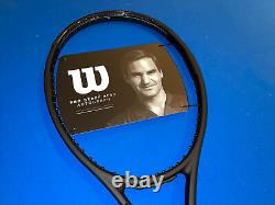 Wilson Pro Staff Rf97 V13 2020 Rodger Federer Autograph Racquet Grip Size 4 1/2