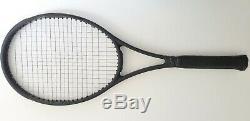 Wilson Pro Staff Roger Federer 97 Autograph Tennis Racquet Black/White