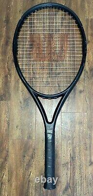 Wilson Pro Staff Roger Federer 97 Autograph Tennis Racquet -V11 JUMBO DISPLAY