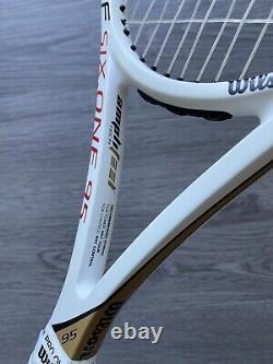Wilson Pro Staff Six One 95 BLX Tennis Racquet Grip 4 3/8 L3