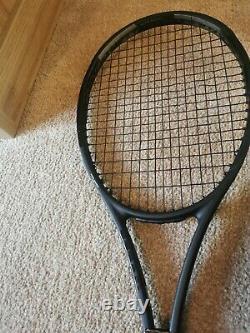 Wilson Pro Staff The Roger Federer RF97 Tennis Racket Autograph Black 357gr