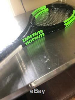 Wilson Pro Stock H22 300g unstrung (2 racquets)