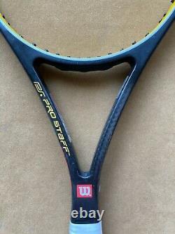 Wilson Pro Stock Tour 90 Pro Staff Original 95 6.0 MP Federer Tennis Racquet L5