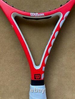 Wilson Pro Stock nCode Six One 6.1 Tour 90 Pro Staff Original 95 6.0 Federer L5