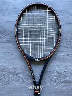 Wilson ProStaff 85 6.0 Midsize Graphite Original L3 4 3/8 Tennis Racquet