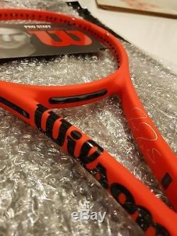 Wilson Prostaff 97RF Autograph Lavercup Racket Edition! Grip Size 3 L3