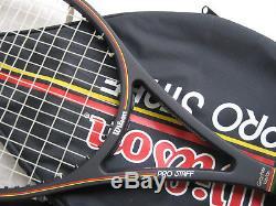 Wilson Prostaff MID 85 Tennis Racquet, St Vincent