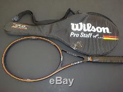 Wilson Prostaff Pro Staff 6.0 Original 85 MID 4-5/8, Inv=10554