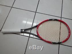 Wilson RF Federer Pro staff 97 autograph 97 head 4 1/2 grip Tennis Racquet