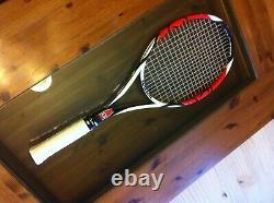 Wilson RF Pro Staff Six One K Factor 90 BLX Tennisschläger Racket L5 L6 Federer