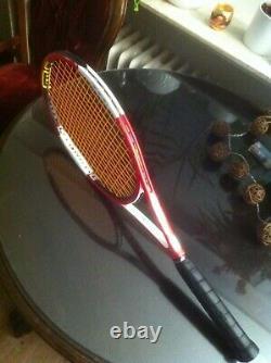 Wilson RF Pro Staff Six One N Code 90 BLX Tennisschläger Racket L3 Federer